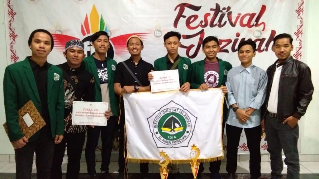 Kesekian Kalinya Mahasiswa IDIA Prenduan Pertahankan Gelar Juara Dalam Festival Kebahasaan Tingkat Asean