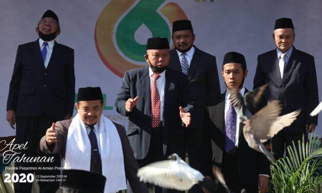 JAYALAH SELALU AL-AMIEN HINGGA DI AKHIR MASA