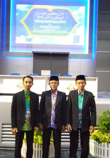 Tiga Dosen IDIA Sampaikan Makalah Ilmiah dalam Seminar Internasional di Brunei Darussalam
