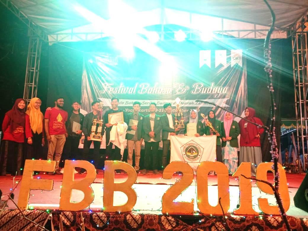 Mahasiswa IDIA Prenduan Sabet 4 Gelar Juara Tingkat Nasional