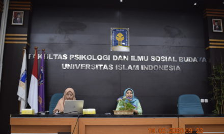 UKM FAKULTAS DAKWAH IDIA PRENDUAN STUDI BANDING KE UNIVERSITAS ISLAM INDONESIA YOGYAKARTA