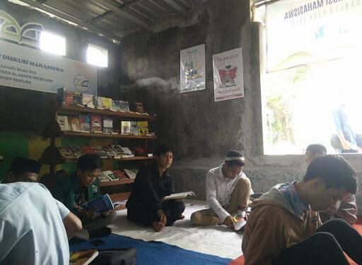 Menarik Minat Baca, AJMI Buka Kedai Baca di Cafe IDIA