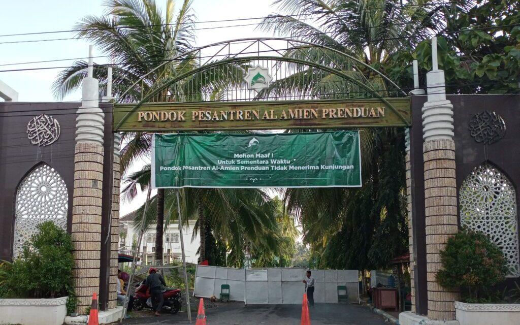 Dua Alasan Utama PP. Al-Amien Prenduan Kembali Batasi Kunjungan